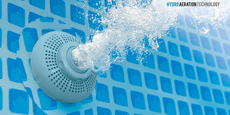 Зачем для бассейна INTEX нужен фильтр-насос?