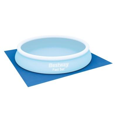 Подстилка для бассейнов 488х488см Bestway 58003