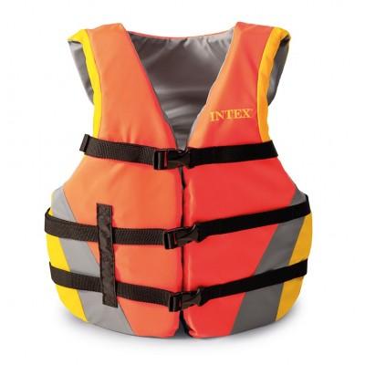 Жилет спасательный 76-132см INTEX 69681
