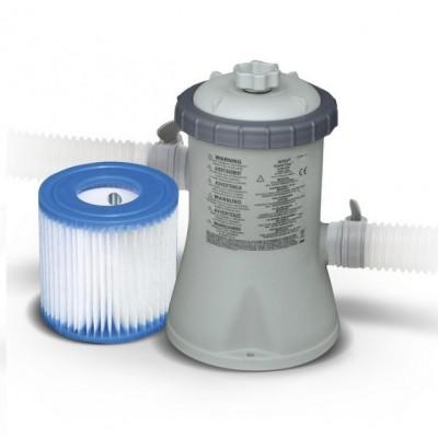 купить Насос-помпа для фильтрации воды (1250 л/ч) intex 28602 за 1900руб. в ИНТЕКСХАУС