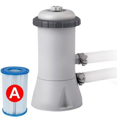 купить Насос-помпа для фильтрации воды (2006 л/ч) intex 28604 за 2490руб. в ИНТЕКСХАУС
