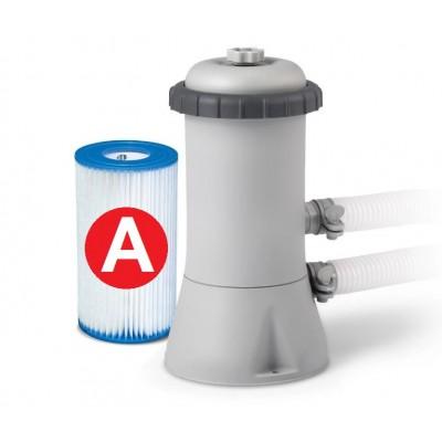 купить Насос-помпа для фильтрации воды (3785 л/ч) intex 28638 за 2900руб. в ИНТЕКСХАУС