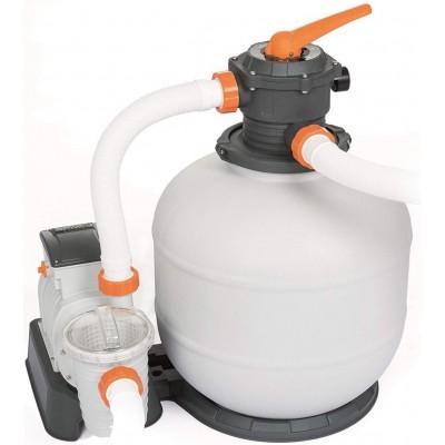 Песочный фильтр-насос 220 В, 7751 л/ч, Bestway 58499