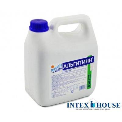 купить Альгитинн 3л (Средство для предотвращения роста водорослей) Маркопул 0035 за 900руб. в ИНТЕКСХАУС