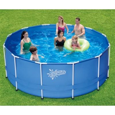 купить Бассейн каркасный 366х122см Summer Escapes Р20-1248 за 11990руб. в ИНТЕКСХАУС