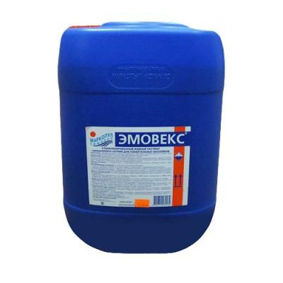 Эмовекс, новая формула 30 л. (универсальная защита и дезинфекция воды)