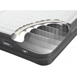 Новейшая технология FIBER-TECH в надувных кроватях и матрасах INTEX!