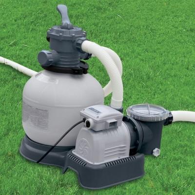 купить Песочный фильтр-насос 220В, 4000 л/ч intex 28644 за 8200руб. в ИНТЕКСХАУС