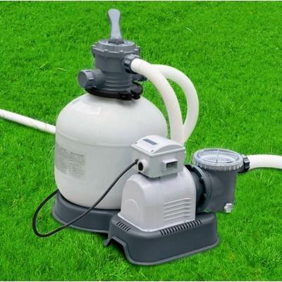 купить Песочный фильтр-насос 220 В, 10 м3/ч intex 28652 за 17200руб. в ИНТЕКСХАУС