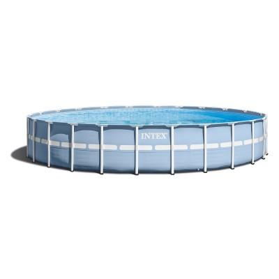 купить бассейн каркасный c фильтр-насосом 732х132см intex 26340 в интернет магазине INTEXHOUSE.RU