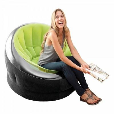 Кресло надувное 112х109х69см intex 68581