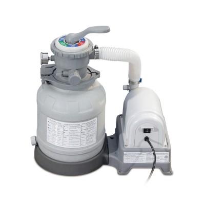 Песочный фильтр-насос 220В, 5100 л/ч Summer Escapes Р52-1600 купить на сайте INTEXHOUSE