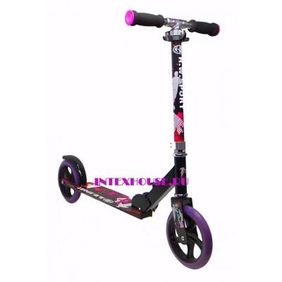 Купить cамокат RW 200 Sport 9028А фиолетовый в интернет-магазине INTEXHOUSE.RU