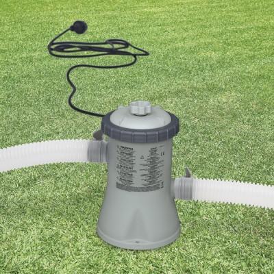 купить Насос-помпа для фильтрации воды (1250 л/ч) intex 28602 за 1500руб. в ИНТЕКСХАУС
