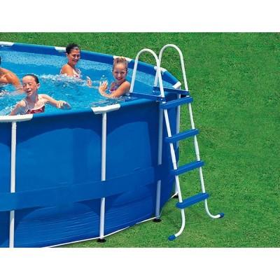 купить Лестница для бассейна 122см intex 28062 за 4390руб. в ИНТЕКСХАУС