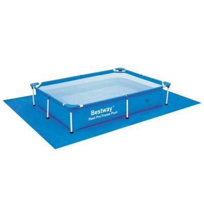 купить Подстилка для бассейнов 290х211см Bestway 58100 за 520руб. в ИНТЕКСХАУС