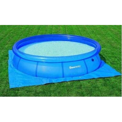 купить Подстилка для бассейнов 396х396см Bestway 58002 за 970руб. в ИНТЕКСХАУС