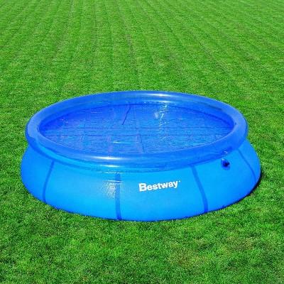 купить Тент солнечный прозрачный для бассейнов 305см Bestway 58061 за 1100руб. в ИНТЕКСХАУС