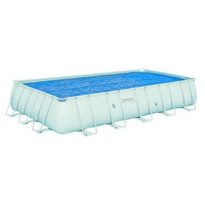 купить Тент солнечный прозрачный для прямоугольного бассейна 671х366см intex 58254 за 4200руб. в ИНТЕКСХАУС