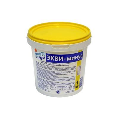 купить Экви-минус 1 кг. (средство для понижения pH воды бассейнов) 0019 за 350руб. в ИНТЕКСХАУС