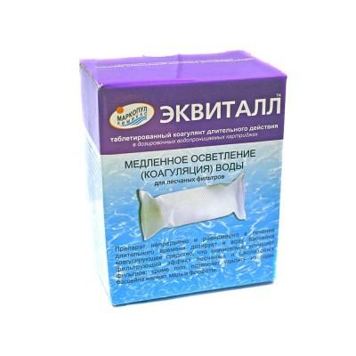 купить Эквитал 1 кг. (средство для осветления воды) 0018 за 1000руб. в ИНТЕКСХАУС