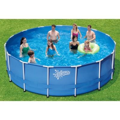 купить Бассейн каркасный 457х132см Summer Escapes Р20-1552-Z за 22770руб. в ИНТЕКСХАУС