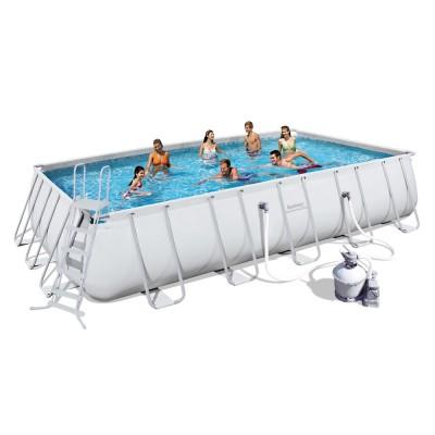 купить Бассейн каркасный 671х366х132см Bestway 56278 за 64350руб. в ИНТЕКСХАУС