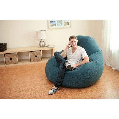 купить Кресло надувное 122х127х81см intex 68583 за 2200руб. в ИНТЕКСХАУС