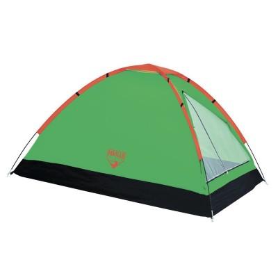 купить Палатка туристическая двухместная 145х205х100см Bestway 68040 за 1150руб. в ИНТЕКСХАУС