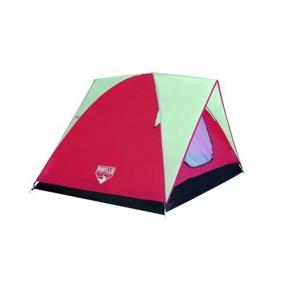 купить Палатка туристическая двухместная 200х140х110см Bestway 68042 за 1750руб. в ИНТЕКСХАУС