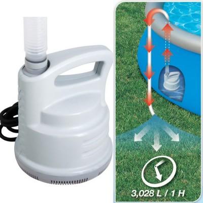 купить Дренажный насос для бассейнов (3028 л/ч) Bestway 58230 за 3500руб. в ИНТЕКСХАУС