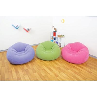 купить Кресло надувное 107х104х69см intex 68569 за 1350руб. в ИНТЕКСХАУС