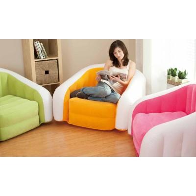 купить Кресло надувное 97х76х69см intex 68571 за 1750руб. в ИНТЕКСХАУС