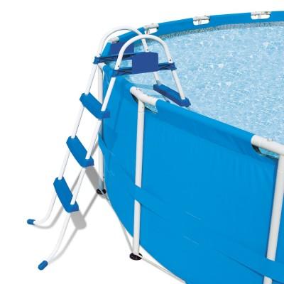 купить Лестница для бассейна 107см Bestway 58044 за 2900руб. в ИНТЕКСХАУС