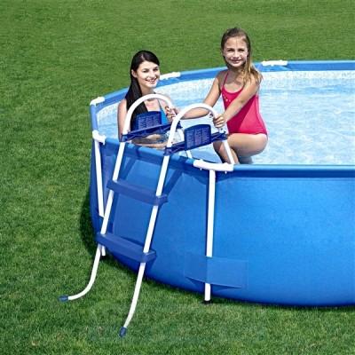 купить Лестница для бассейна 76см Bestway 58046 за 2300руб. в ИНТЕКСХАУС