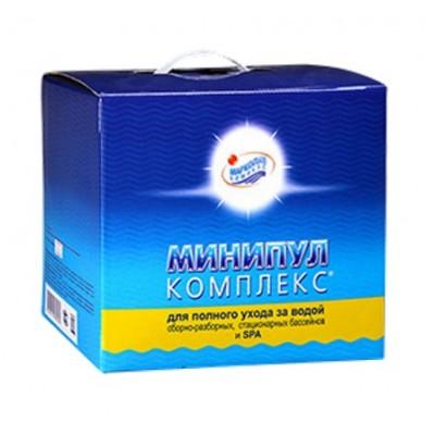 купить Минипул Комплекс (для полного ухода за водой бассейнов вместимостью до 30 м3) 0013 за 2320руб. в ИНТЕКСХАУС