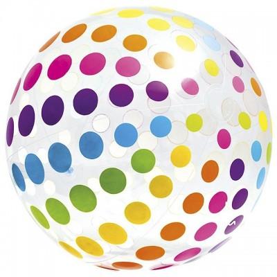 купить Мяч Jumbo 107 см, от 3 лет intex 59065 за 350руб. в ИНТЕКСХАУС