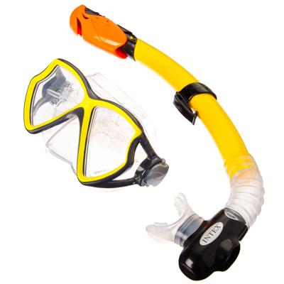 купить Набор маска/трубка Aviator Pro intex 55960 за 1240руб. в ИНТЕКСХАУС