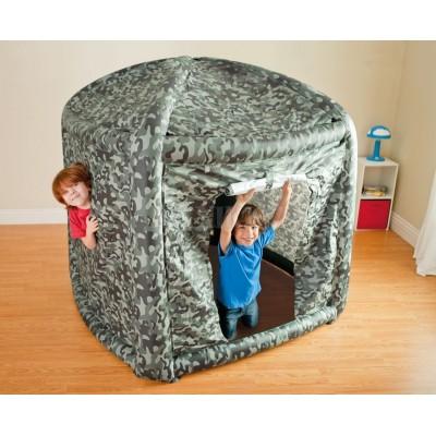 купить Надувной домик игровой 152х152х147см intex 48620 за 2330руб. в ИНТЕКСХАУС
