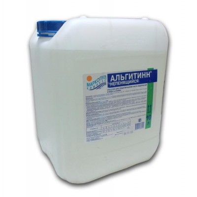 купить Альгитинн 10 л (средство для предотвращения роста водорослей) Маркопул в ИНТЕКСХАУС