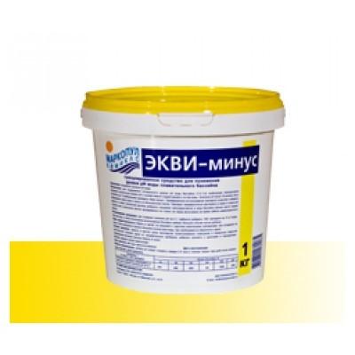 Экви-минус 6 кг (жидкое средство для понижения pH воды в бассейне), ведро