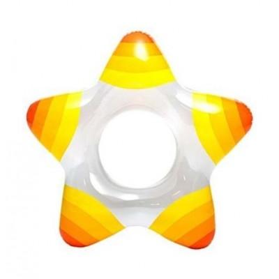 Круг Звезда 74х71см intex 3 цвета