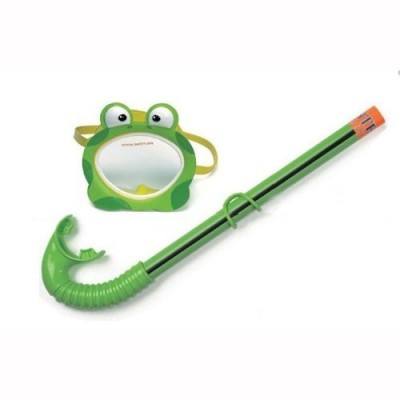 Набор маска с трубкой  Froggy intex 55940