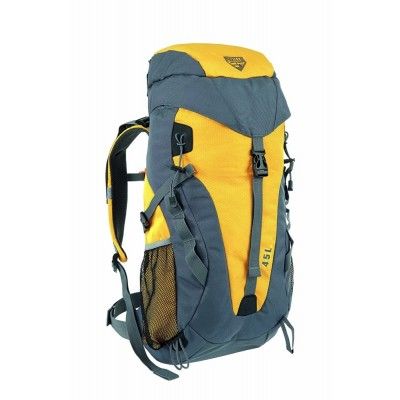Рюкзак 65л 70х32х22см желтый BestWay 68031