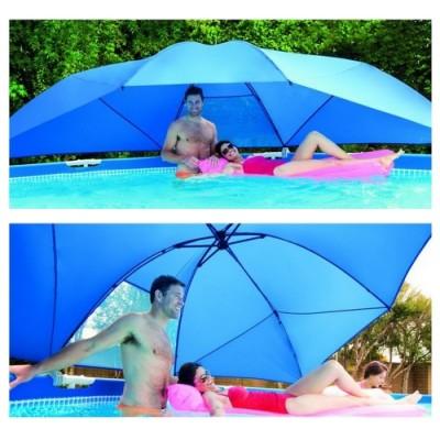 купить Зонтик для каркасного бассейна от 3,66м до 5,49м intex 28050 за 5200руб. в ИНТЕКСХАУС